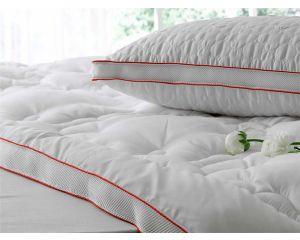 Одеяло TAC CLIMA WARM (Клима Ворм) Микрогель 2-сп евро 195х215 белое