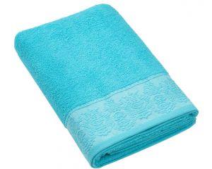 Полотенце BRIELLE GARDEN (Гарден) 50x90 махровое 400г/м2  (голубое)